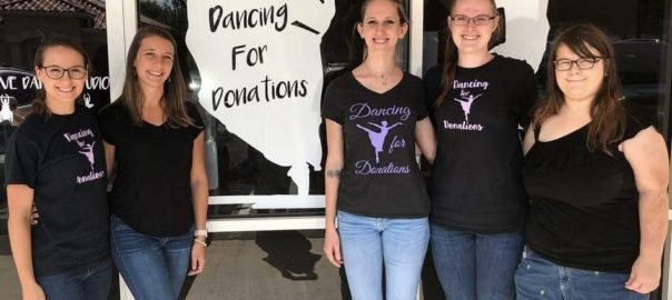 Dancing for Donations expands into its own Brandon studio